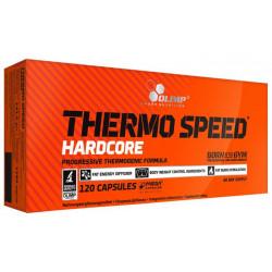 Жиросжигатель Olimp Thermo Speed Hardcore Mega Caps, 120 капсул