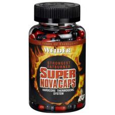 Жиросжигатель Weider Super Nova Caps, 120 капсул
