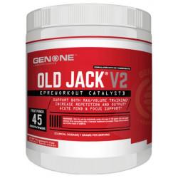 Предтренировочный комплекс Genone Old Jack V2 248 г арбуз