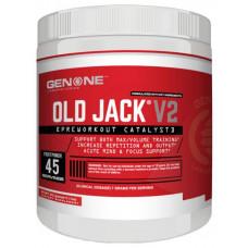 Предтренировочный комплекс Genone Old Jack V2 248 г фруктовый пунш