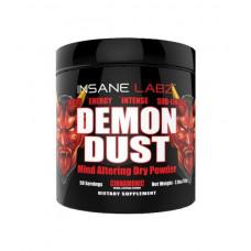 Предтренировочный комплекс Insane Labz Demon Dust 55 г мятный