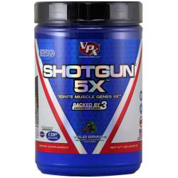 Предтренировочный комплекс VPX Shotgun 5X 574 г виноград