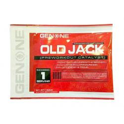 Предтренировочный комплекс Genone Old Jack 5 г без вкуса