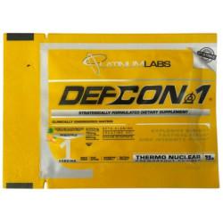 Предтренировочный комплекс Platinum Labs Defcon 1 2nd Strike 7 г без вкуса