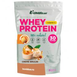 Протеин Bombbar Whey Protein  г Crme Brulee
