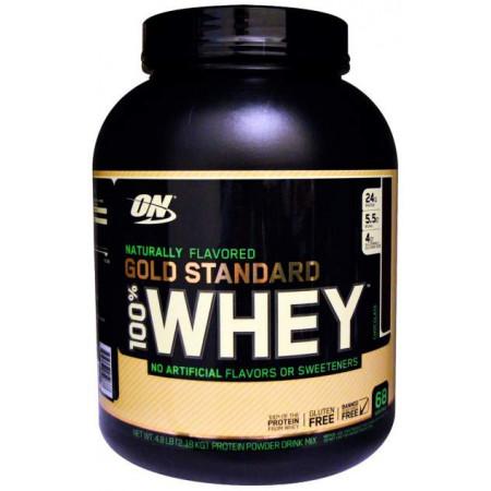Протеин Optimum Nutrition 100% Whey Gold Standard Natural 2180 г Chocolate