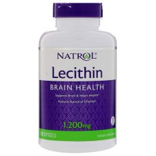Лецитин Natrol Soya Lecithin 120 капс.