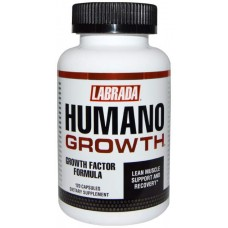 Бустер тестостерона Labrada Nutrition Humano Growth 120 капс.