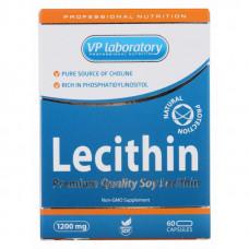 Добавка для памяти VPLab Lecithin 60 капс.