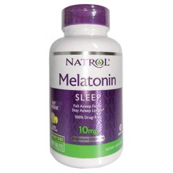 Добавка для сна Natrol Melatonin 100 табл.