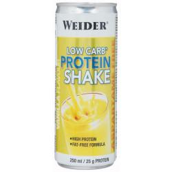 Энергетический напиток Weider Low Carb Protein Shake 250 мл ваниль