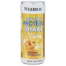 Энергетический напиток Weider Low Carb Protein Shake 250 мл капучино