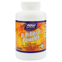 Изотонический напиток NOW D-Ribose Powder 227 г нейтральный