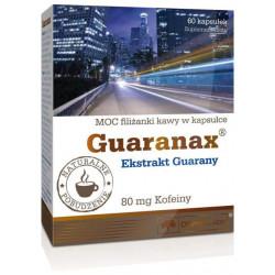 Энергетический напиток Olimp Guaranax 60 капс. нейтральный