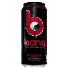 Энергетический напиток VPX Bang 473 мл вишня