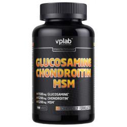 Глюкозамин хондроитин MSM VPLab 90 табл.