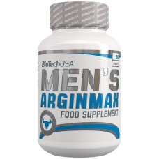 BioTech Men's Arginmax 90 таблеток без вкуса