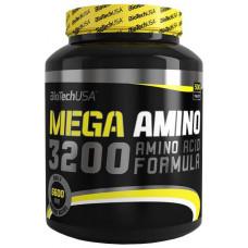 BioTech Mega Amino 500 таблеток без вкуса
