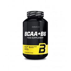 BioTech BCAA + B6 200 таблеток без вкуса