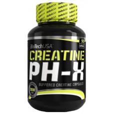 BioTech Creatine pH-X 90 капсул без вкуса