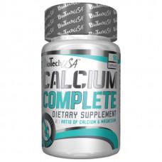 Кальций BioTech Calcium Complete 90 капсул
