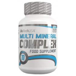 Витаминно-минеральный комплекс BioTech Multi Mineral Complex 100 таблеток