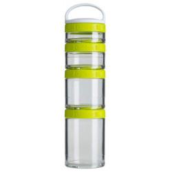 Таблетница Blender Bottle GoStak Starter 4 кам. зеленый