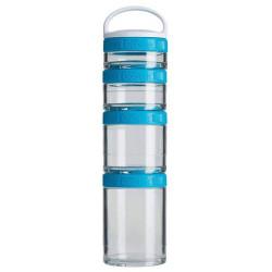 Таблетница Blender Bottle GoStak Starter 4 кам. синий