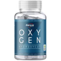 Жиросжигатель GeneticLab Nutrition Oxygen Hydroxycut, 180 капсул