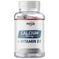 Витаминно-минеральный комплекс GeneticLab Nutrition Calcium + Vitamin D3 90 таблеток