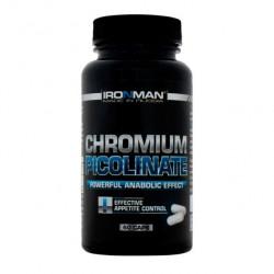 Жиросжигатель Ironman Пиколинат Хрома, 60 капсул