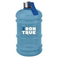 Бутылка IronTrue 1 кам. 2200 мл голубой