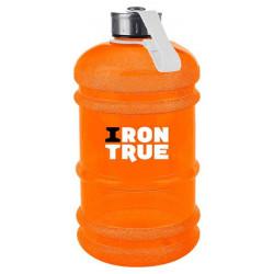Бутылка IronTrue 1 кам. 2200 мл оранжевый