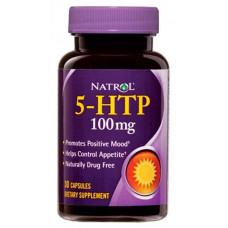 Natrol 5-HTP 30 капсул без вкуса