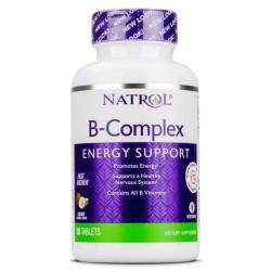Витаминный комплекс Natrol B-Complex FD 90 таблеток