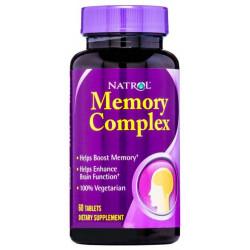 Витаминно-минеральный комплекс Natrol Memory Complex 60 таблеток