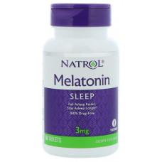 Добавка для сна Natrol Melatonin 60 табл. нейтральный