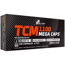 Olimp TCM Mega Caps 1100 120 капсул без вкуса