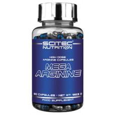 Scitec Nutrition Mega Arginine 90 капсул без вкуса