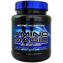 Scitec Nutrition Amino Magic 500 г яблоко
