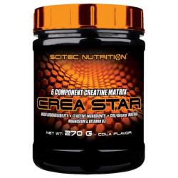 Scitec Nutrition Crea Star Matrix 270 г кола