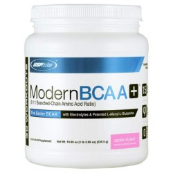 USPlabs Modern BCAA + 535 г ягодный взрыв