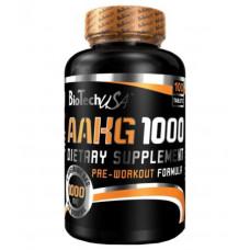 BioTech AAKG 1000 100 таблеток без вкуса