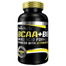 BioTech BCAA + B6 340 таблеток без вкуса