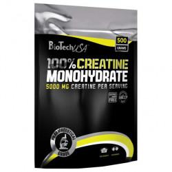 BioTech Creatine Monohydrate 500 г без вкуса