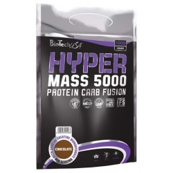 Гейнер BioTech Hyper Mass 1000 г Chocolate