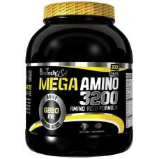 BioTech Mega Amino 300 таблеток без вкуса