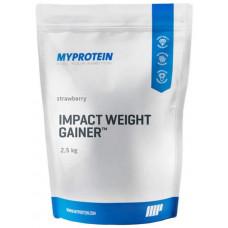Гейнер MyProtein Impact Weight Gainer V2 2500 г Strawberry