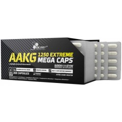 Olimp AAKG Extreme Mega Caps 300 капсул без вкуса