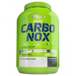 Энергетический напиток Olimp Carbo NOX 3500 г лимон